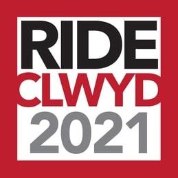 Ride Clwyd 2021 logo